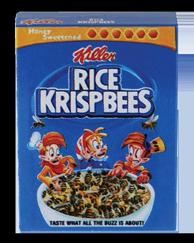 RICE KRISPBEES