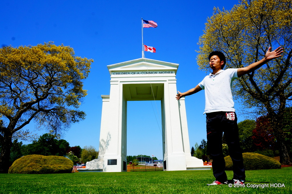 Peace Arch(ピースアーチ)