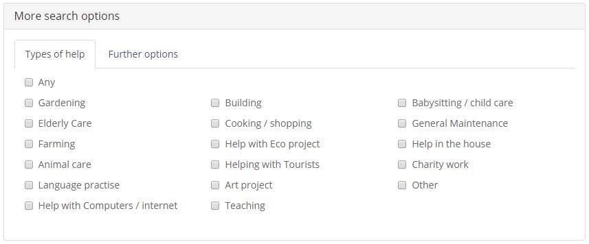 more option