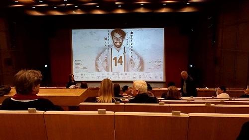 Polin 美術館 ワルシャワ 映画祭