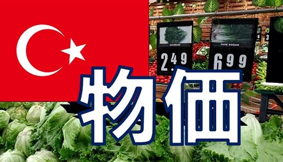 トルコ 物価