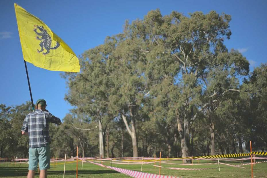 Numbat of Flanders - round 5 2021