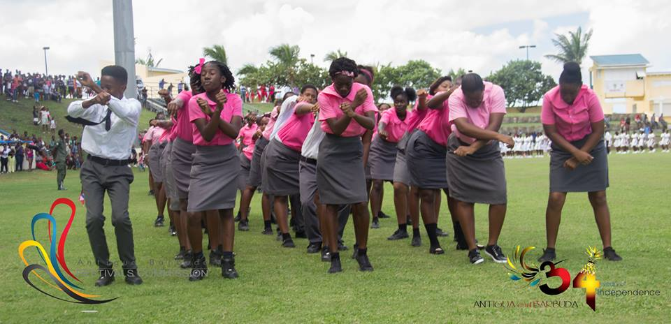 Antigua And Barbuda Independence Wadadli Pen
