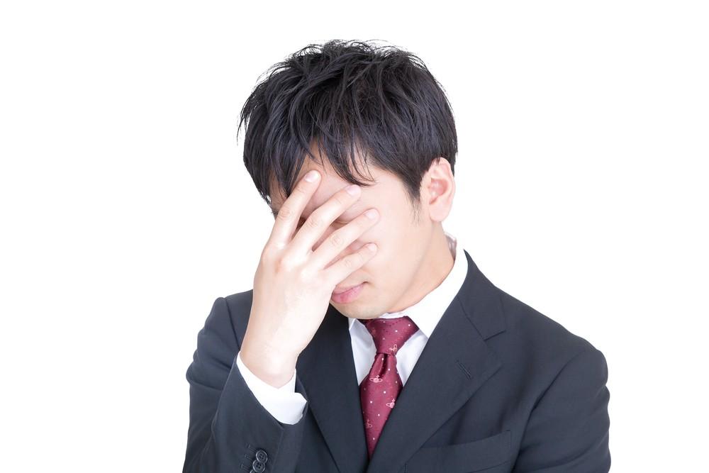 仕事のミスで落ち込むひとへアドバイス…原因・解決方法はコレ