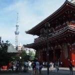 東京に外国人が観光に来た時に行きたい定番・狙い目スポット