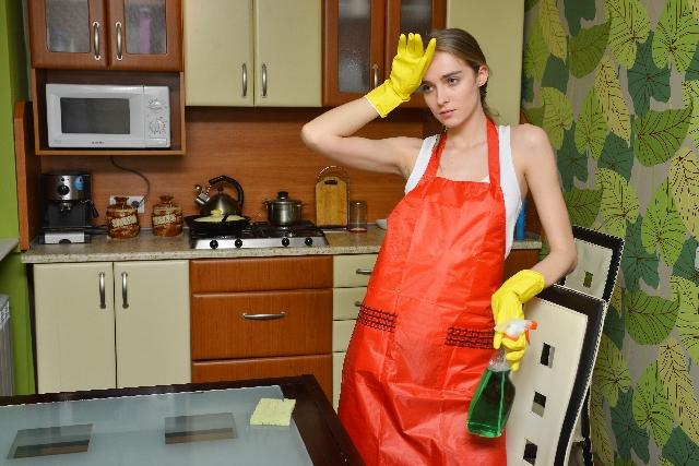 キッチン掃除のコツ!簡単ピカピカきれいが続くおそうじ法!