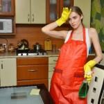 キッチン 掃除 コツ