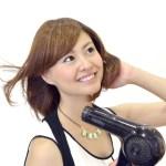 髪の毛サラサラはドライヤーで作れる!美髪のポイント・注意点