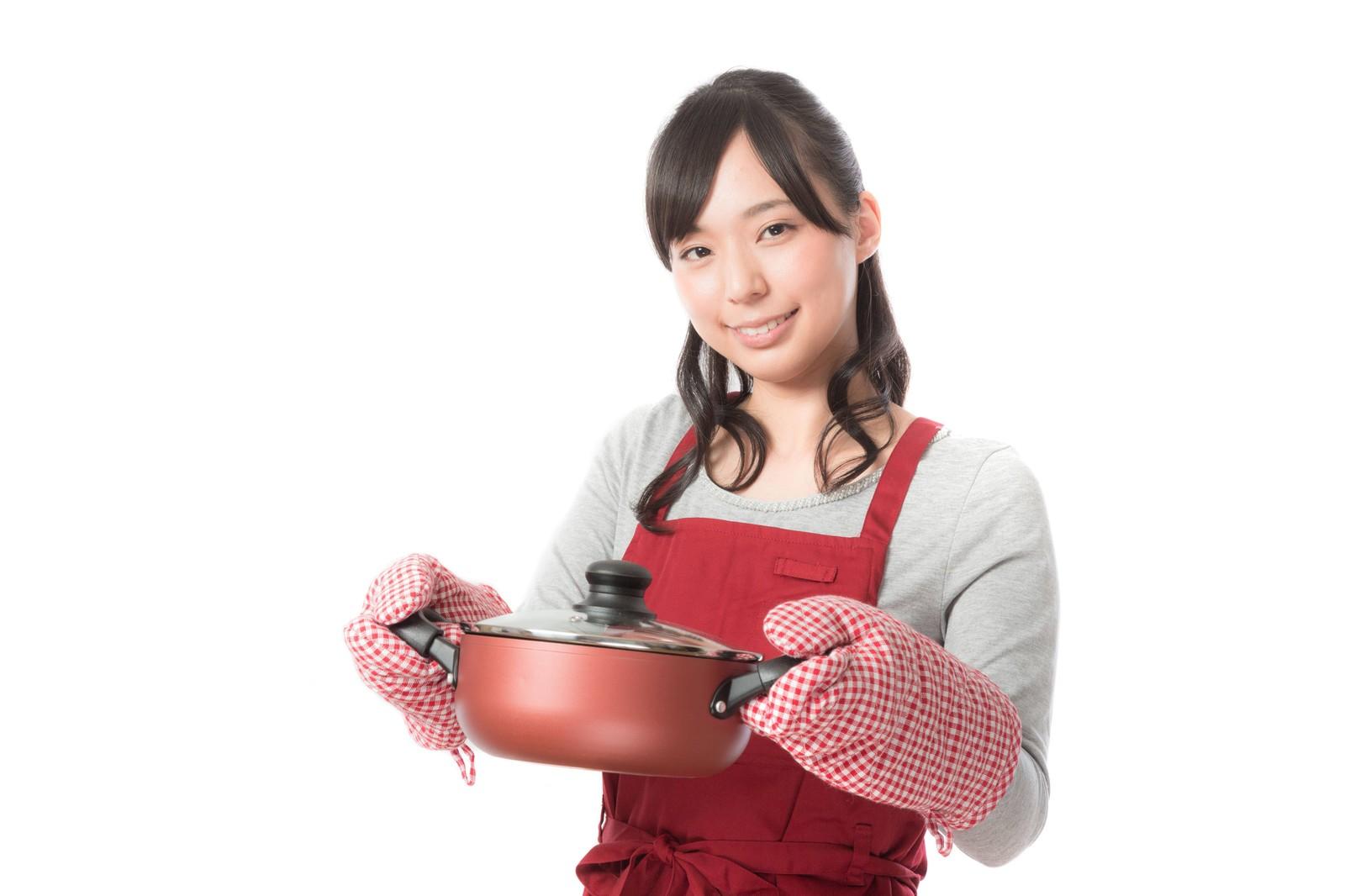女性で料理が上手!はなぜモテる?男は胃袋をつかまれると・・