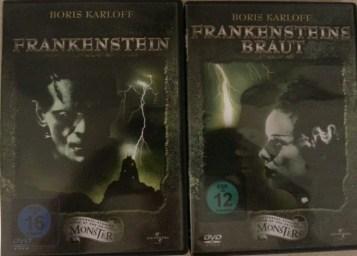 Frankenstein und Braut