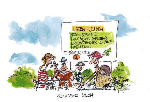 Karikatur, Plaßmann