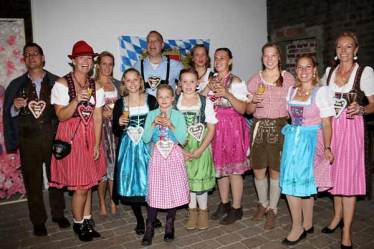 Oktoberfest auf dem Maashof