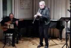 Hüsch Performance im Bürgermeisterhaus