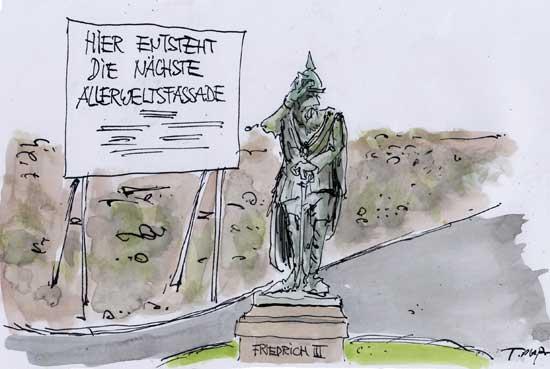 Karikatur Thomas Plaßmann