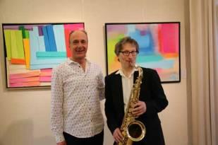 Ausstellung im Bürgermeisterhaus: Hubertus Salinger - Leben ist Freude und die finden wir über die Dankbarkeit.