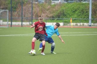 Die DSC-Damen spielten gegen Altenessen 0:6.