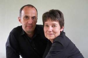 Schon 20 Jahre! Carsten Linck und Susanne Wohlmacher sind das Duo Ascolto.