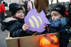 Kinderkarneval geht los.
