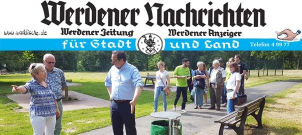 Waddische.de - die Internetseite der Werdener Nachrichten