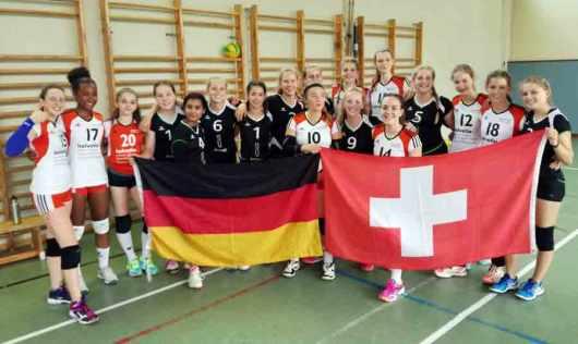 Schweiz-Volley-Rüschlikon