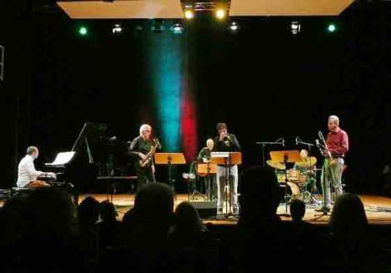 Folkwanguniversität-Konzert-Jubiläum-Jazzstudiengang-Band