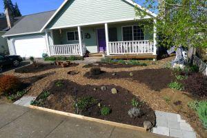 my front yard design