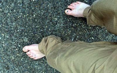 Praying Barefoot in the Neighborhood