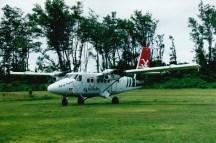 Seychelles - plane