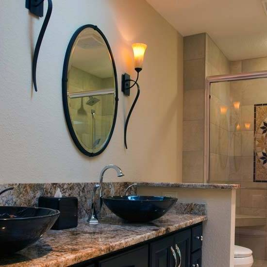 Wade Design & Construction, Inc - DINDZAN BATHROOM