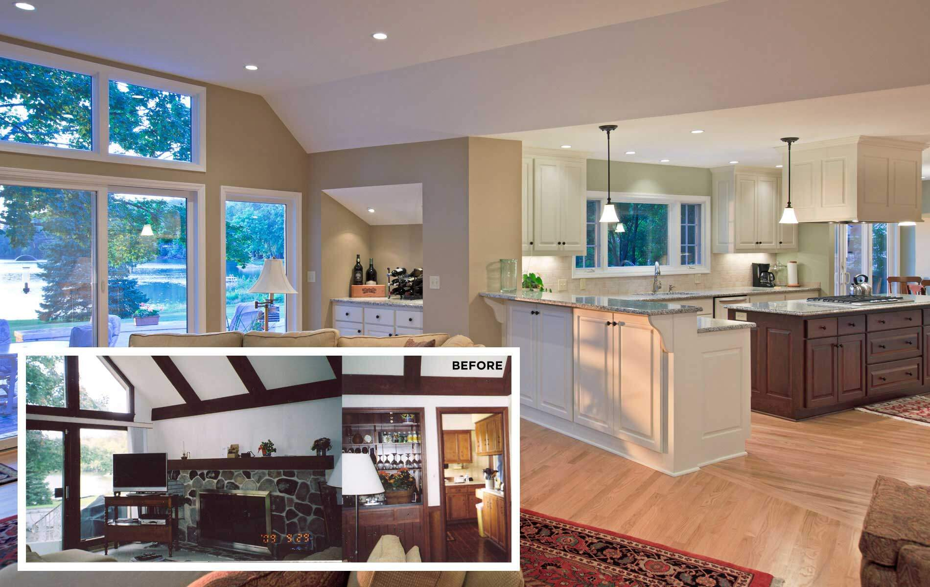 Wade Design | Home Remodel | Mequon