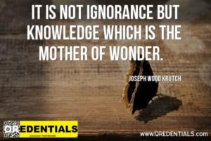 8 - knowledge is wonder