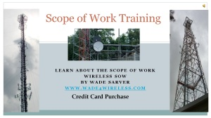 SOW Training Credit Card Purchase
