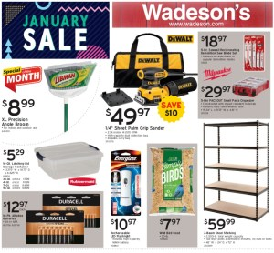 Our January Sale Runs 1/22/21–2/3/21!