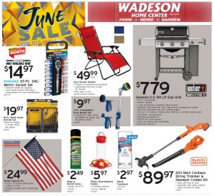 Our June Sales Flyer runs from 6/11/21–6/23/21!