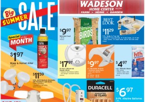 ur Summers Savings Are Heating Up From 8/13/21–8/25/21!