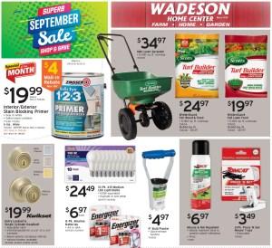 Our Superb September Sale Runs 9/10/21–9/29/21!