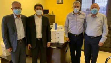 "Photo of جمعية ""سند لبنان"" تتبرع بـ 5000 كمامة بهدف التوعية تحت شعار ""نساند صحتكم"""