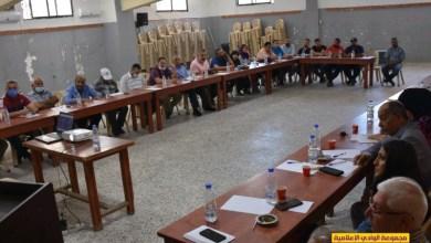"""Photo of """"اللقاء التنسيقي"""" يعقد مؤتمراً شعبياً حول ضرر المخدرات على المجتمع الفلسطيني"""