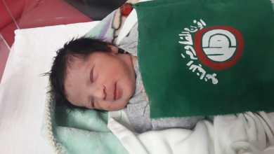 """صورة مجموعة الوادي الإعلامية تبارك للصديق أحمد سمير مقلد بمولودته """"سيلين"""""""