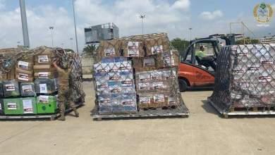Photo of الجيش: طائرة من الأردن تحمل مساعدات طبية وصلت بيروت
