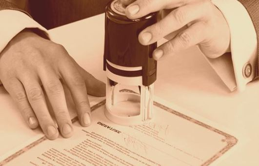 program birou notarial