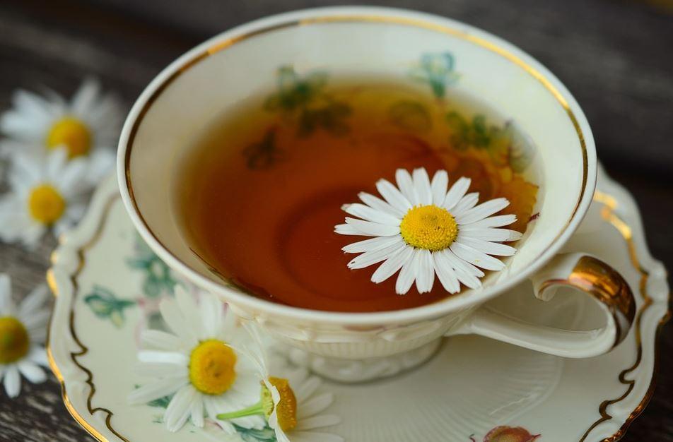 Florile de musetel dau ceaiului un parfum unic.