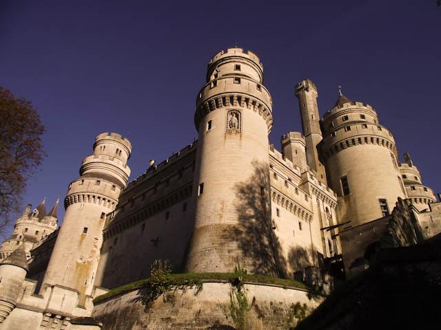 A la découverte de la Picardie : le château de Pierrefonds