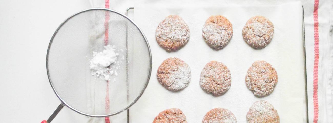 Biscuits au gingembre… pour prolonger Noel