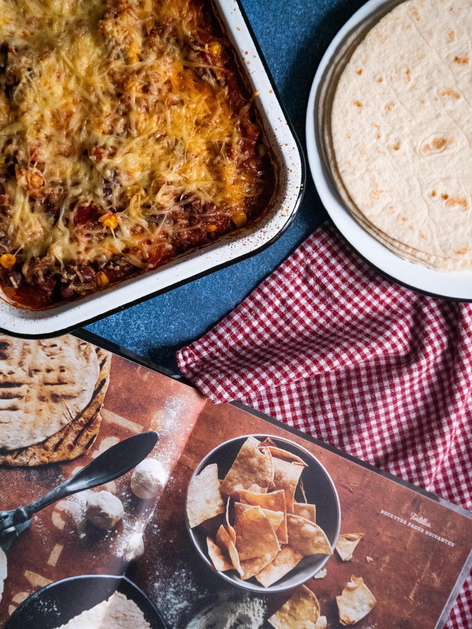 Chili con carne gratiné - Wadji, Cooking Mama-1