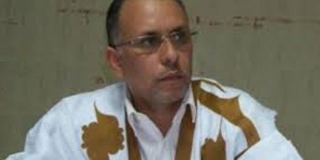 ولد بوحبيني يندد باعتقال ولد غده ويطالب بإطلاق سراحه
