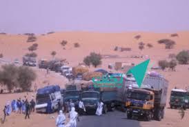 حادث يشل لساعات حركة المرور قرب قرية الغشوات على طريق الأمل (تفاصيل)