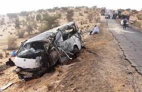 تفيريت: سقوط ضحايا في حادث سير مؤلم