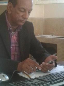 كلمة الأديب والباحث محمدن ولد محنض بابه أمام وفد أهل الشيخ سعد أبيه