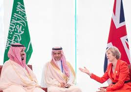 ولي العهد يكتب فصلاً جديداً من العلاقات السعودية البريطانية